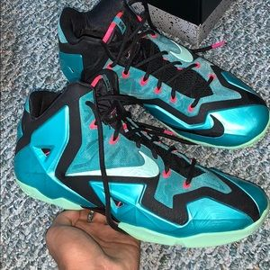 Lebron 11 South Beach
